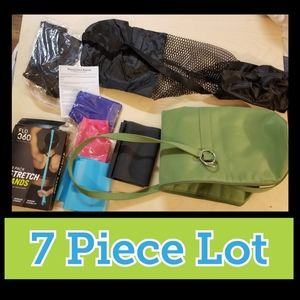 Lot of Pilates / Yoga Accessories »»7 Pieces«««